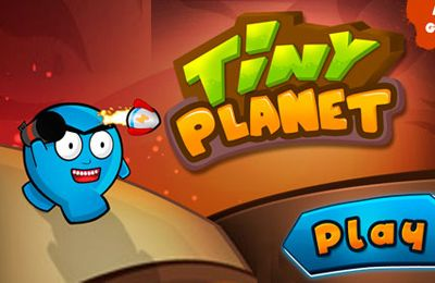 Game Tiny Planet for iPhone free download.