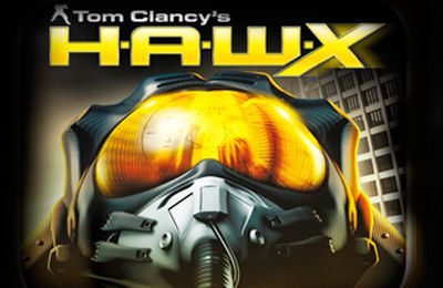 Game Tom Clancy's H.A.W.X. for iPhone free download.