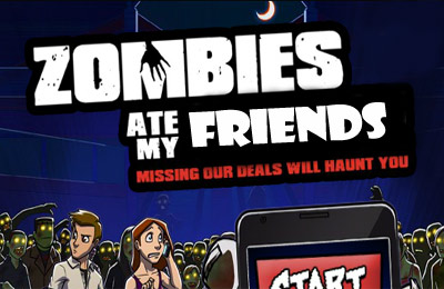 Game Zombies Ate My Friends for iPhone free download.