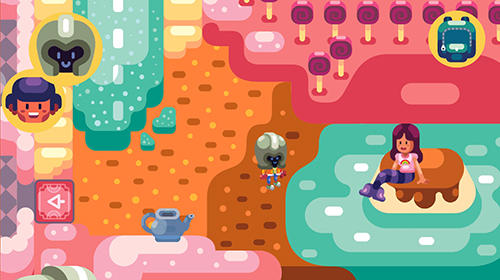 Gameplay screenshots of the Timo: The game for iPad, iPhone or iPod.