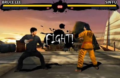 Free Bruce Lee Dragon Warrior - download for iPhone, iPad and iPod.