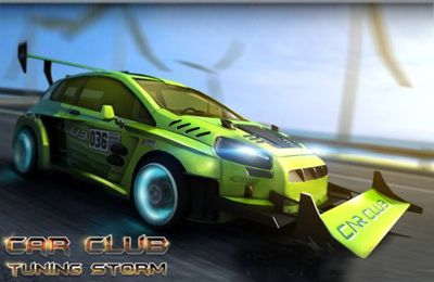 Free Car Club:Tuning Storm - download for iPhone, iPad and iPod.