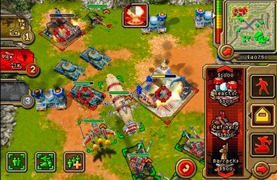 Free Command & Conquer. Red Alert - download for iPhone, iPad and iPod.