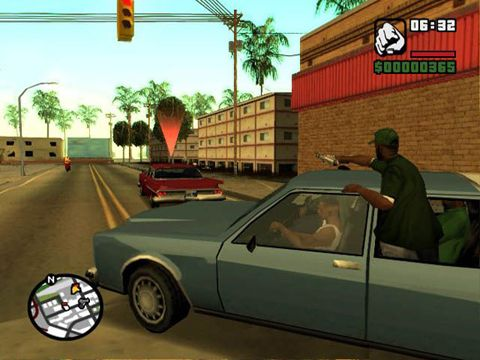 Free Grand Theft Auto: San Andreas - download for iPhone, iPad and iPod.