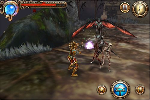 Free Hercules: Curse of the Hydra - download for iPhone, iPad and iPod.