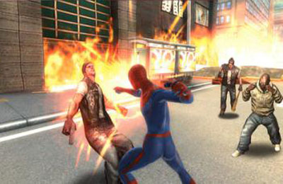 Free The Amazing Spider-Man - download for iPhone, iPad and iPod.