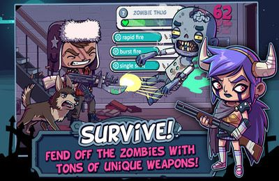 Free Zombies Ate My Friends - download for iPhone, iPad and iPod.