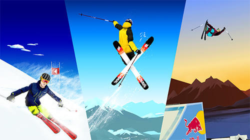 Download app for iOS Red Bull free skiing, ipa full version.