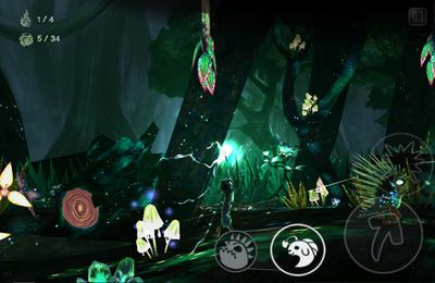 Gameplay screenshots of the Creavures for iPad, iPhone or iPod.
