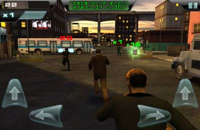 Gameplay screenshots of the IN TIME for iPad, iPhone or iPod.
