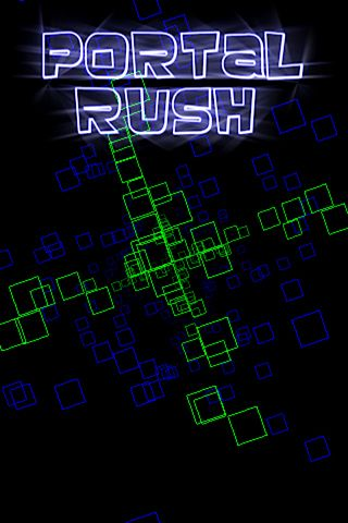Game Portal rush for iPhone free download.