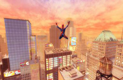 Gameplay screenshots of the The Amazing Spider-Man for iPad, iPhone or iPod.