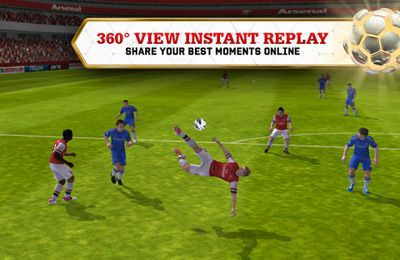 Download app for iOS FIFA 13 by EA SPORTS, ipa full version.