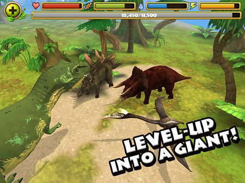 Download app for iOS Jurassic life, ipa full version.