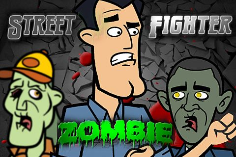 Game Street zombie fighter for iPhone free download.