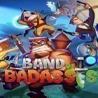 Download Band of badasses: Run and shoot iPhone free game.