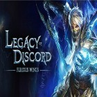 Download game Legacy of discord: Furious wings for free and Sarge for iPhone and iPad.
