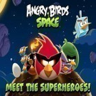 Download Angry Birds Space top iPhone game free.