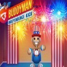Download game Buddyman: Independence kick for free and Ronaldo: Tropical island for iPhone and iPad.