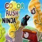 Download game Color Rush Ninja for free and Pixel heroes: Byte and magic for iPhone and iPad.