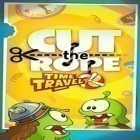 Download game Cut the Rope: Time Travel for free and Candy patrol: Lollipop defense for iPhone and iPad.