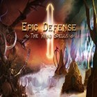 Download game Epic Defense TD 2 – the Wind Spells for free and Candy patrol: Lollipop defense for iPhone and iPad.