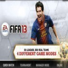 Download FIFA 13 by EA SPORTS top iPhone game free.