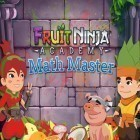 Download game Fruit ninja academy: Math master for free and Star Wars: Cantina for iPhone and iPad.