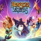 Download game Monster legends for free and Zen Lounge: Meditation Sounds  for iPhone and iPad.