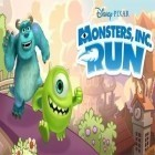 Download game Monsters, Inc. Run for free and Tracky train for iPhone and iPad.