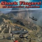 Download game Shark Fingers! 3D Interactive Aquarium for free and Red Bull free skiing for iPhone and iPad.