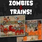 Download game Zombies & Trains! for free and Eggs catcher for iPhone and iPad.