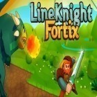 Download game Line knight Fortix for free and Enemy war: Forgotten tanks for iPhone and iPad.