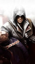 New 800x480 mobile wallpapers Games, Assassin's Creed free download.