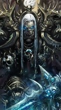 New mobile wallpapers - free download. Games,World of WarCraft, WOW picture and image for mobile phones.