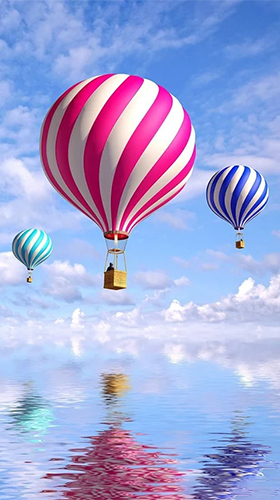 Download Balloons free Background livewallpaper for Android phone and tablet.