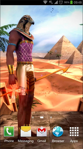 Download Egypt 3D free Landscape livewallpaper for Android phone and tablet.