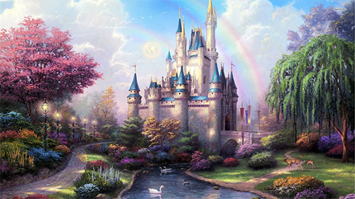 Download Fairy tale by Amazing Live Wallpaperss free Fantasy livewallpaper for Android phone and tablet.
