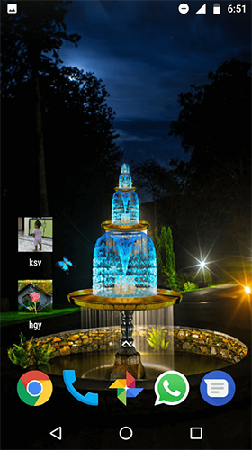 Download Fountain 3D free 3D livewallpaper for Android phone and tablet.