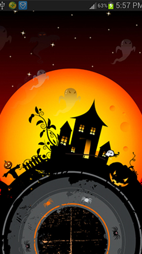 Download Halloween by live wallpaper HongKong free Holidays livewallpaper for Android phone and tablet.
