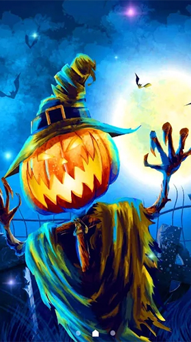 Download Halloween by Wallpaper Launcher free Fantasy livewallpaper for Android phone and tablet.