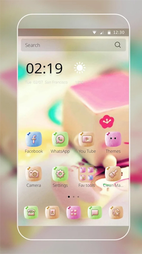 Download Marshmallow candy free Food livewallpaper for Android phone and tablet.