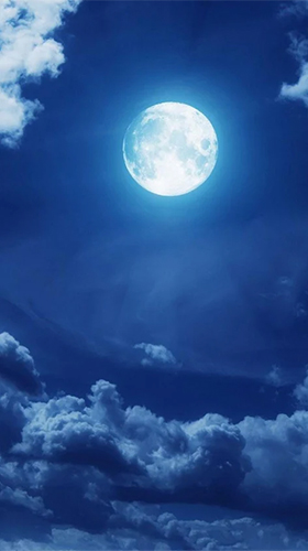 Download Moonlight by Happy live wallpapers free livewallpaper for Android phone and tablet.