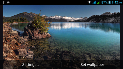 Download livewallpaper Nature HD by Live Wallpapers Ltd. for Android.