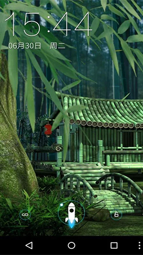 Bamboo house 3D apk - free download.