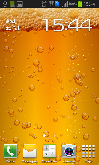 Download Beer free livewallpaper for Android 4.1.2 phone and tablet.