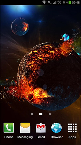 Deep space 3D apk - free download.