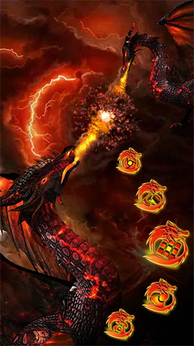 Fire dragon 3D apk - free download.