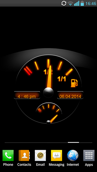 Download Gasoline free livewallpaper for Android 4.0.1 phone and tablet.
