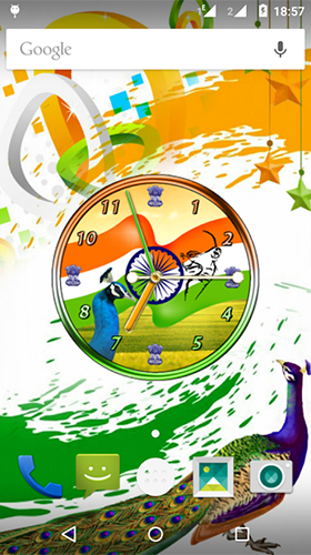 India clock by iPlay Store apk - free download.